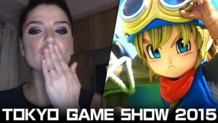 TGS 2015 : Dragon Quest Builders Bande Annonce