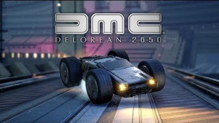 Vid�o : Grip Combat Racing : Bande-annonce DeLorean 2650
