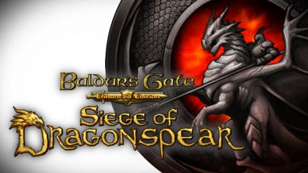 Vid�o : Baldur's gate : Siege of Dragonspear - Trailer