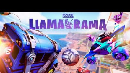 Vid�o : Rocket League Llama-Rama Event Trailer
