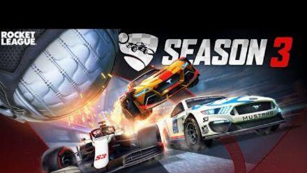 vid�o : Rocket League - Season 3 Trailer