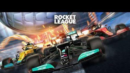 vid�o : Formula 1 Fan Pack de Rocket League (FR)