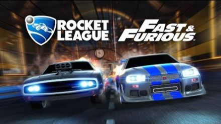 Rocket League : Trailer Fast and Furious