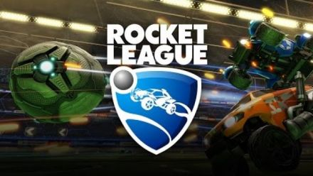Rocket League with Real Announcers