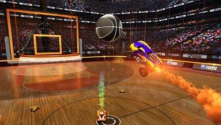 Rocket League : Aftershock et Marauder Trailer