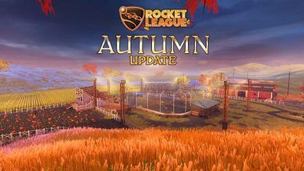 Rocket League La Saison 6 et la mise à jour d'Automne