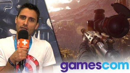 Gamescom 2015 : Sniper Ghost Warrior 3 vise au coeur de sa cible