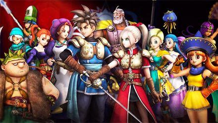 vid�o : Dragon Quest Heroes II : Vidéo de gameplay (Jap)