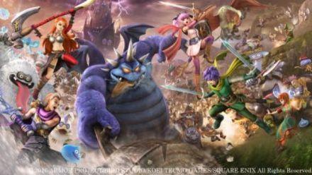 Vid�o : Dragon Quest Heroes II : Desdémone et César
