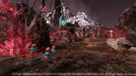 Vid�o : Dragon Quest Heroes II : Cinématique d'intro