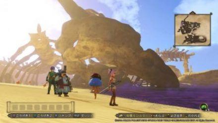 Vid�o : Dragon Quest Heroes II : Maribel et Raph en vidéo