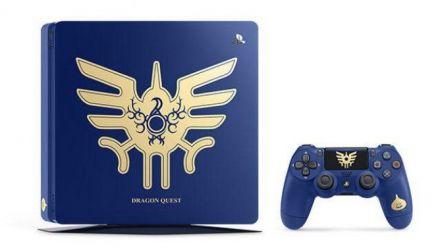 Dragon Quest XI PS4 : Vidéo Collector Japon