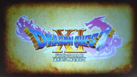 Dragon Quest XI - Teaser officiel