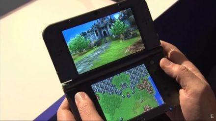 vidéo : Dragon Quest XI - Gameplay sur 3DS
