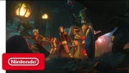Vidéo : Dragon Quest XI S : Trailer du Nintendo Direct