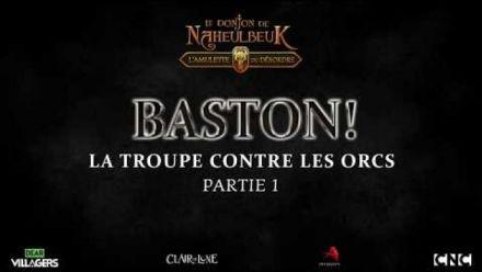 vidéo : Le Donjon de Naheulbeuk L'Amulette du Désorde : Gameplay en français #1