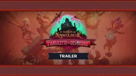 Vidéo : Le Donjon de Naheulbeuk : Premier trailer