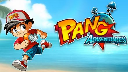 Vid�o : Pang Adventures : présentation des armes