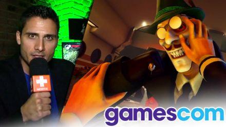Gamescom 2015 : We Happy Few le jeu le plus malsain du salon