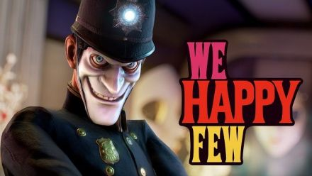 Vid�o : We Happy Few : Vidéo de la Clockwork Update