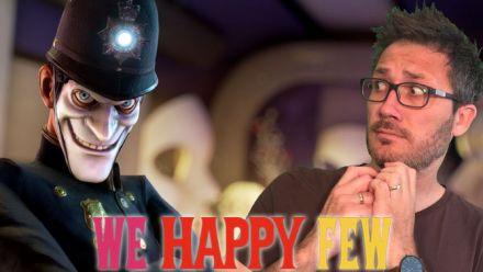 Vid�o : #GameblogLIVE : Découvrez We Happy Few avec nous !