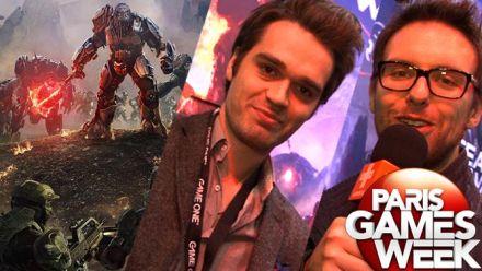 Vid�o : Halo Wars 2 : On y a joué sur Xbox One et PC