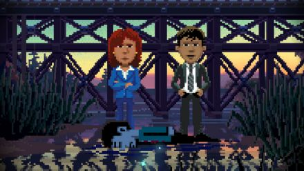 Vid�o : Thimbleweed Park - Trailer d'annonce PS4