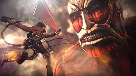 Attack On Titan (par Koei Tecmo) - Teaser Trailer