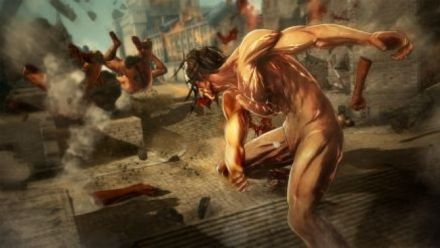 Attack on Titan : Longue vidéo de gameplay (Jap)