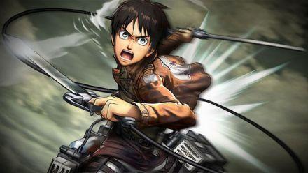 Attack on Titan PS4 : Voici les 40 premières minutes de jeu