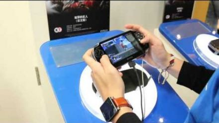 Attack on Titan - Gameplay PS Vita