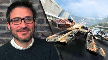 Vid�o : Fast Racing Neo (Wii U) - Notre Test Vidéo