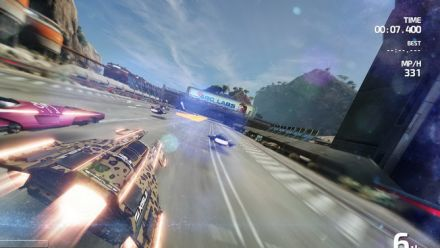 Vidéo : FAST Racing Neo - Bande-annonce Nintendo Direct