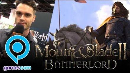 Vidéo : Gamescom : impressions sur Mount & Blade II