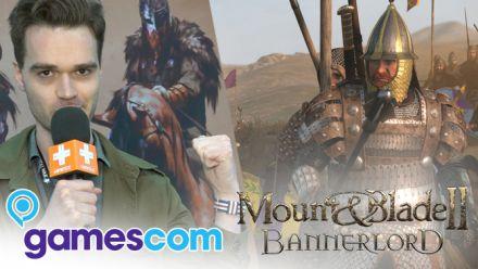 Vid�o : Gamescom 2019 : Nos impressions sur Mount & Blade 2