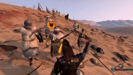 Vid�o : E3 2017 : Gameplay de Mount & Blade II PCGaming Show