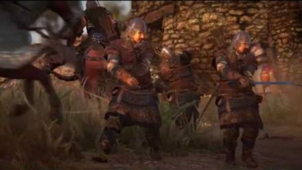 Vidéo : Mount & Blade II Bannerlord • Early Access Trailer • PC
