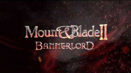 Vidéo : Mount & Blade II: Bannerlord - Gamescom 2018 Campaign Teaser