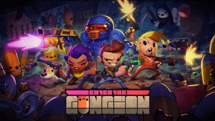 Vid�o : Trailer de lancement de Enter the Gungeon
