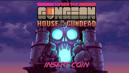 Vidéo : Enter the Gungeon : House of the Gundead, trailer d'annonce