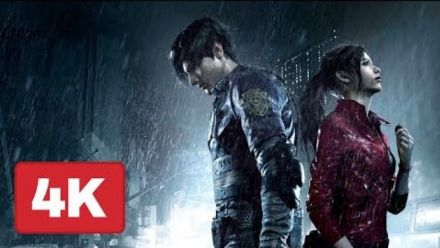 vidéo : Resident Evil 2 : Leon S. Kennedy à la Gamescom (IGN)