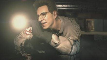 Vid�o : Resident Evil 2 : Mod Egon Spengler
