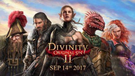 Vidéo : Divinity: Original Sin 2 Bande annonce de lancement