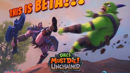 Vid�o : Le trailer de la beta ouverte d'Orcs must die! Unchained