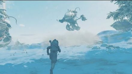 No Man's Sky Living Ship Trailer