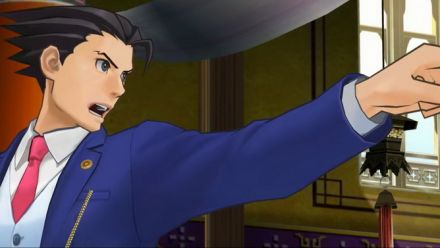 Phoenix Wright ׃ Ace Attorney - Spirit of Justice Trailer