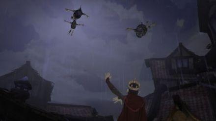 King's Quest : Chapitre 2 La Très Grande Evasion Trailer lancement