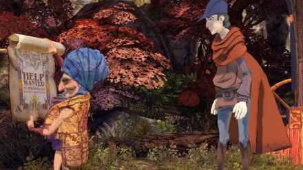 Vid�o : King's Quest Chapitre 2 : La Très Grande Evasion Teaser #1