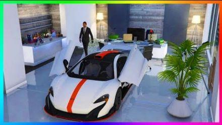 Grand Theft Auto Online - Objet à 27 millions