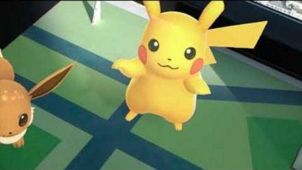 Vidéo : Pokémon GO : Vidéo de l'expérience HoloLens Pokémon GO AR
